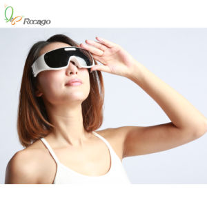 Intelligent Eye Massager with 26 Magnetic Massage Dots pictures & photos