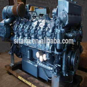 Baudouin Genset with 8m26 Marine Engine for Sale pictures & photos