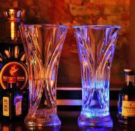 Famous LED Plastic Cup for Drinking pictures & photos