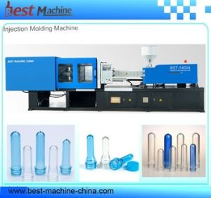 Hot Sale Horizontal Injection Molding Machine for Pet Preform pictures & photos