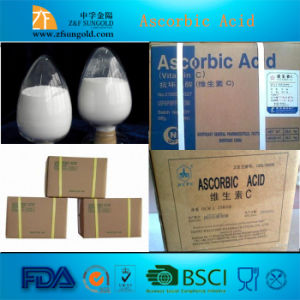 High Quality Antioxidant Food Grade Vitamin C/Ascorbic Acid