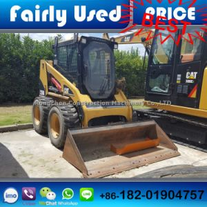 Low Price Used Cat Skid Loader 226b pictures & photos