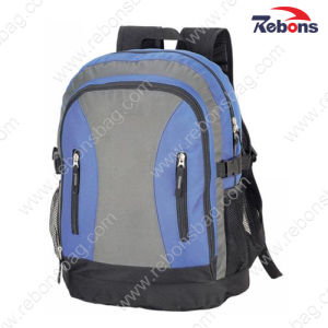 Travelling Bag Mountain Backpack Rucksack with Mesh Pockets pictures & photos