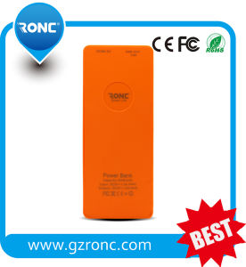 100% True Capacity 4000mAh Portable Mobile USB External Power Bank pictures & photos