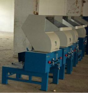 Returned Plastic Material Granulator Crusher pictures & photos