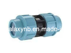 Competitive Light Blue PP Pipe Fittings for Irrigation pictures & photos