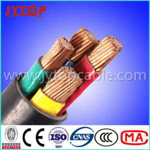 Nyy Cable Low Voltage PVC Insulation Copper Cable pictures & photos