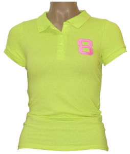 Men/Women Fashion Emb Polo Shirt