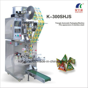 Triangle Automatic Packaging Machine for Granule (SSL) pictures & photos