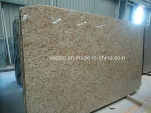 Giallo Ornamental Granite Slabs for Flooring/Wall Cladding/Countertops pictures & photos