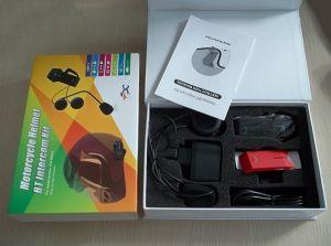 Motorcycle Helmet Intercom Bluetooth Intercom for Motorcycle Intercom Motorcycle pictures & photos