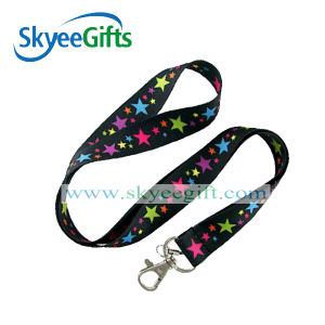 Colorful Star Neck Lanyards for Kids and Girl pictures & photos
