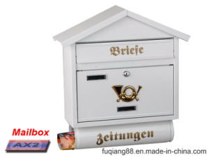 Fq-102 European Style Factory Making Mailbox pictures & photos