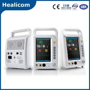 Hm-8000A 7 Inch Multi-Parameter Patient Monitor pictures & photos