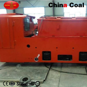 Hot Sale 8t Underground Mining Locomotive pictures & photos
