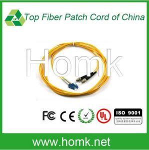 Fiber Optic Singlemode Duplex Pigtail LC St pictures & photos