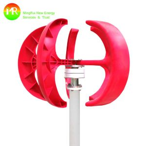 1.5kw Vertical Axis Wind Turbine 50kw Vertical Axis Wind Turbine pictures & photos