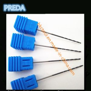 Micro-Diameter Drill Bits Tungsten Carbide for CNC pictures & photos