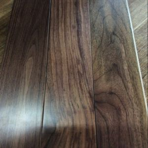 High Gloss Made in China American Walnut Wood Flooring