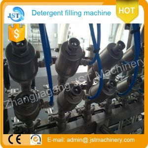 Automatic Liquid Soap Filling Production Machine pictures & photos
