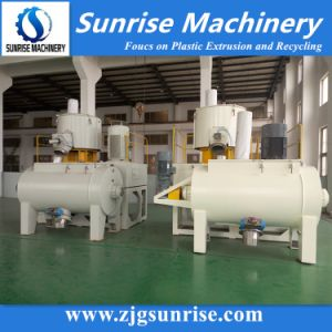 SRL-W 1000/3500 PVC High Speed Mixer with Horizontal Cooling Mixer pictures & photos