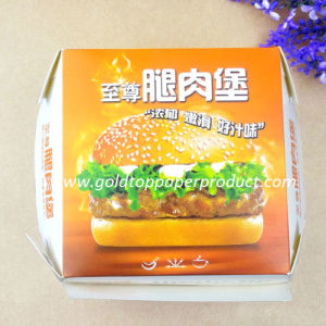 Hamburger Box All Occasions OEM Design pictures & photos