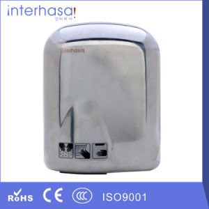 Top Quality Stainless Steel High Speed Sensor Hand Dryer pictures & photos