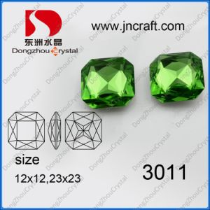 Point Back Crystal Stone Glass Rhinestone for Jewelry Making pictures & photos