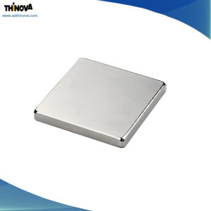 Block Shape Permanent Magnet Sintered NdFeB Magnet pictures & photos