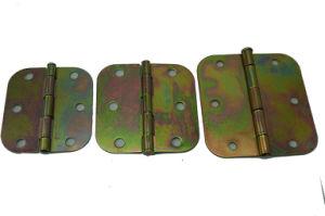 Brass Butt Door Hinge Door Hinge Qy-025 pictures & photos