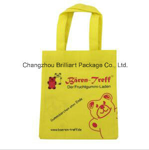 Shopping Bag Manufacturer Make PP Non Woven Shopping Bags Laminated pictures & photos