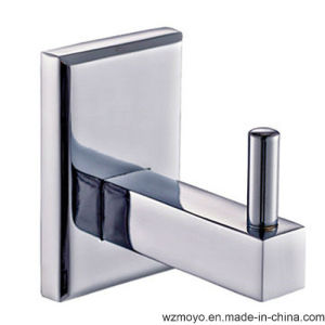 Bathroom Accessories Robe Hook in Chrome pictures & photos