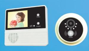 Douwin High Security Door Viewer 2.4inch LCD Screen pictures & photos