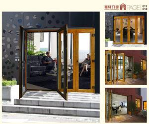 Outwards Opening Bi Folding Door for Bedroom pictures & photos
