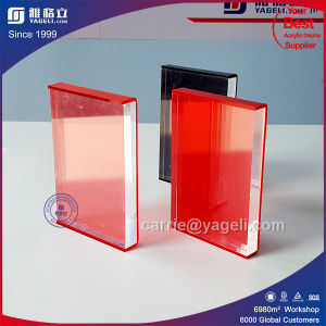 Factory Hot Sale Sexy Open Girl Acrylic Photo Frame pictures & photos