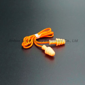 Reusable Silicone Hearing Protection Safety Equipment (EP606) pictures & photos
