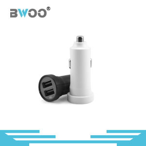 Compective Price Universal Dual USB Car Charger for Mobile Phone pictures & photos