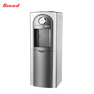 Compressor Cooling Stand Water Dispenser with Hot and Cold pictures & photos
