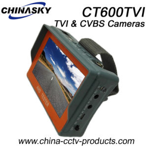 4.3 Inch Portable CCTV Tester for Tvi, Analog Camera (CT600TVI) pictures & photos