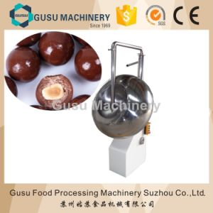 Ce Certified Snack Mylikes Chocolate Polishing Coating Pan Machine pictures & photos
