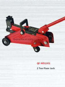 2t Hydraulic Floor Jack Hot Sale pictures & photos