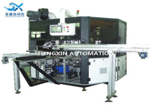 Automatic Plate Screen Printing Machine pictures & photos