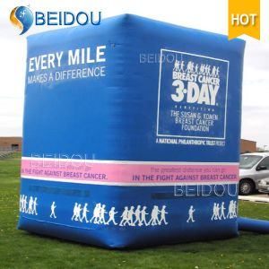 Custom Giant Advertising Products Replica Models Air Balloon Inflatable Cube