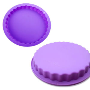 Silicone Pan for Baking Cake Pizza Bread Easy to Clean pictures & photos
