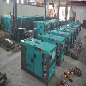 Famous Factory Sell Cummins Soundproof 100kVA Generator (6BT5.9-G2) pictures & photos