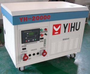 15 Kw Silent Gasoline Generator / 15 kVA Gasoline Generator (TG18000LDE) pictures & photos