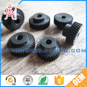 Machining Precised Nylon Plastic Transmission Internal Spur Gears for Kids Toys pictures & photos