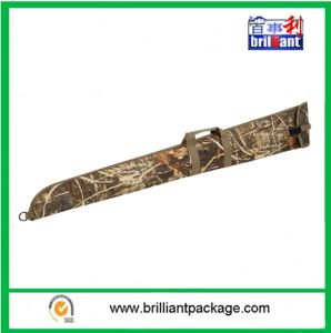"52"" Camo Shotgun Case with Brown Trim pictures & photos"