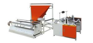 China Automatic Plastic PE Folding and Rewinding Machine