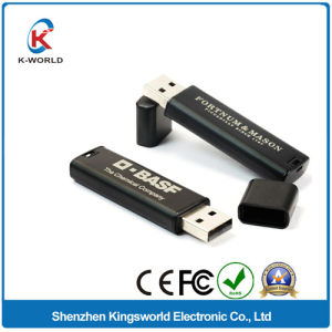 8GB Plastic USB Thumb Drive pictures & photos